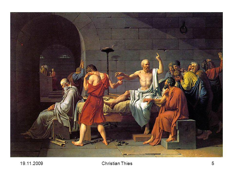 19.11.2009 Christian Thies