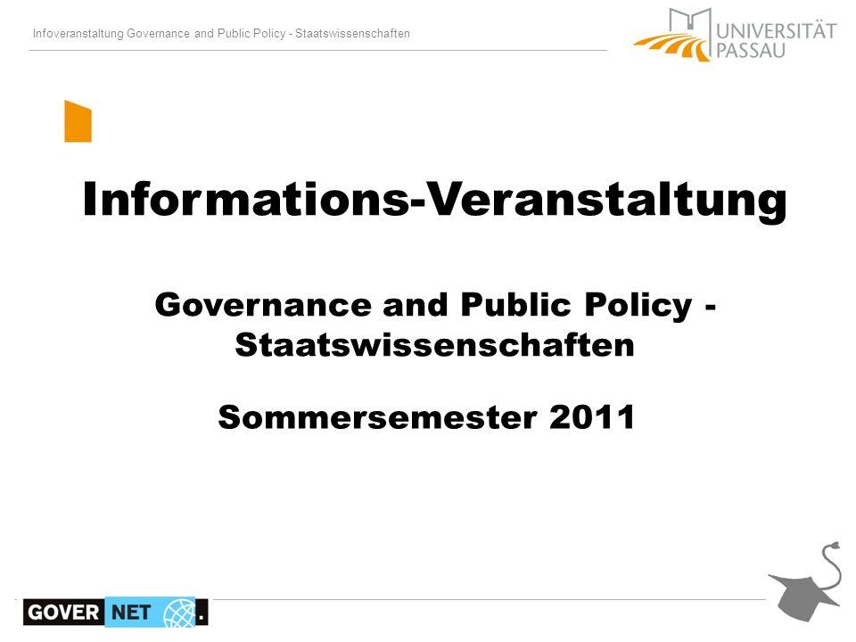 Informations-Veranstaltung