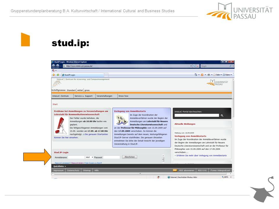 stud.ip: