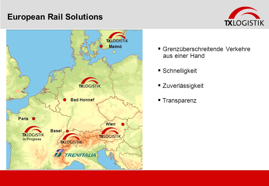 European Rail Solutions