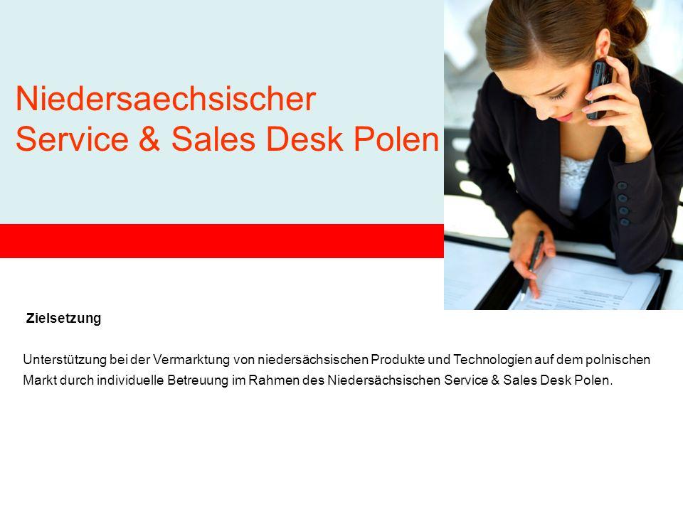 Service & Sales Desk Polen