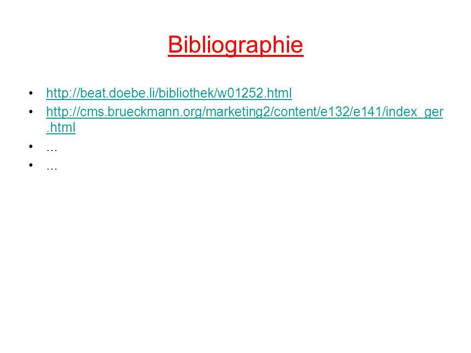 Bibliographie http://beat.doebe.li/bibliothek/w01252.html