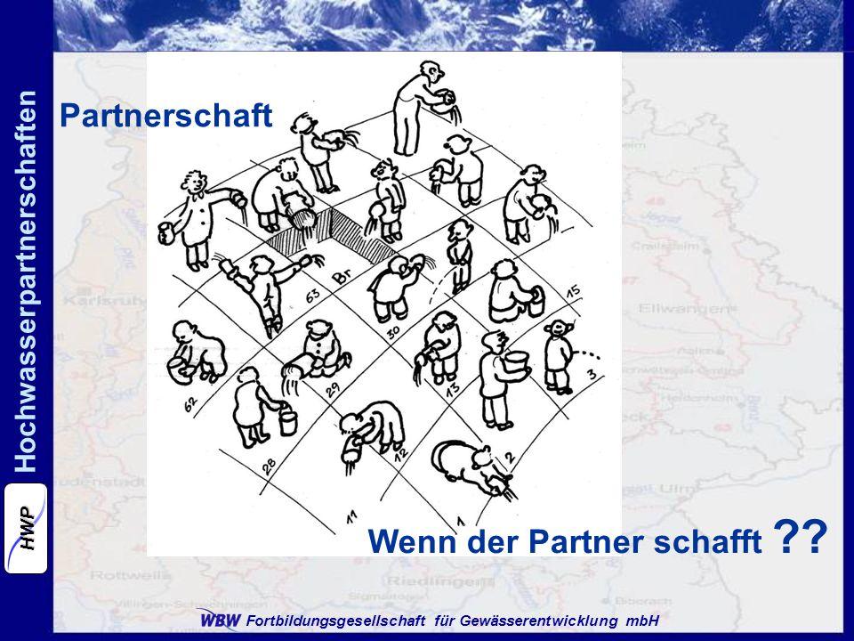 Partnerschaft Wenn der Partner schafft