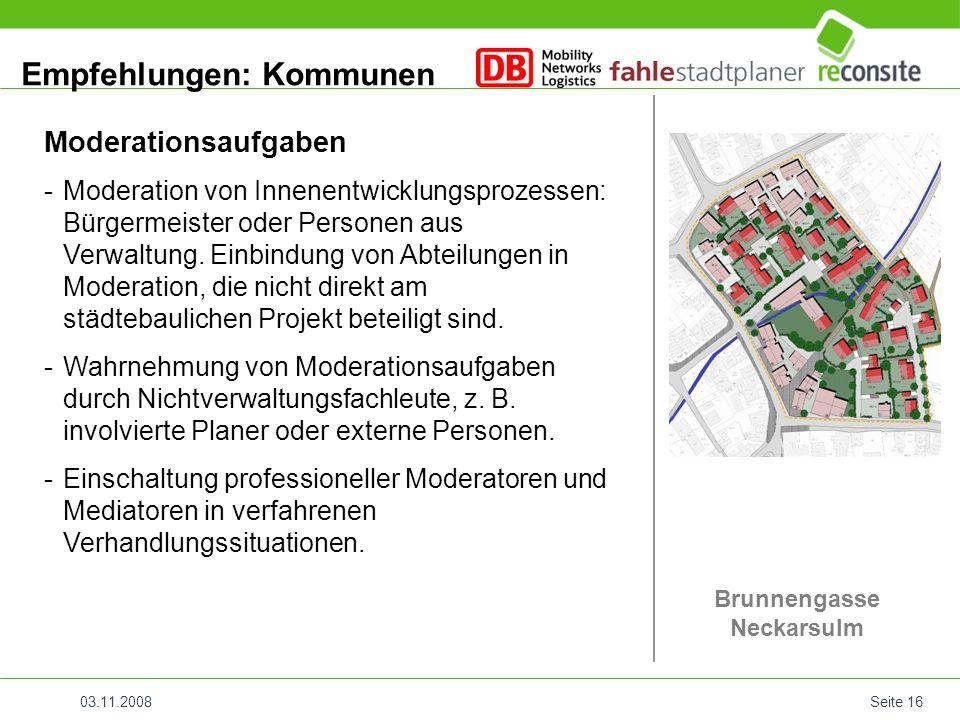 Brunnengasse Neckarsulm