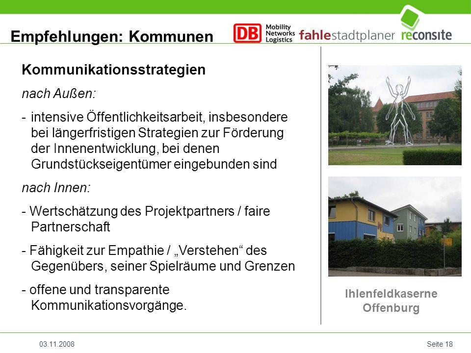Ihlenfeldkaserne Offenburg