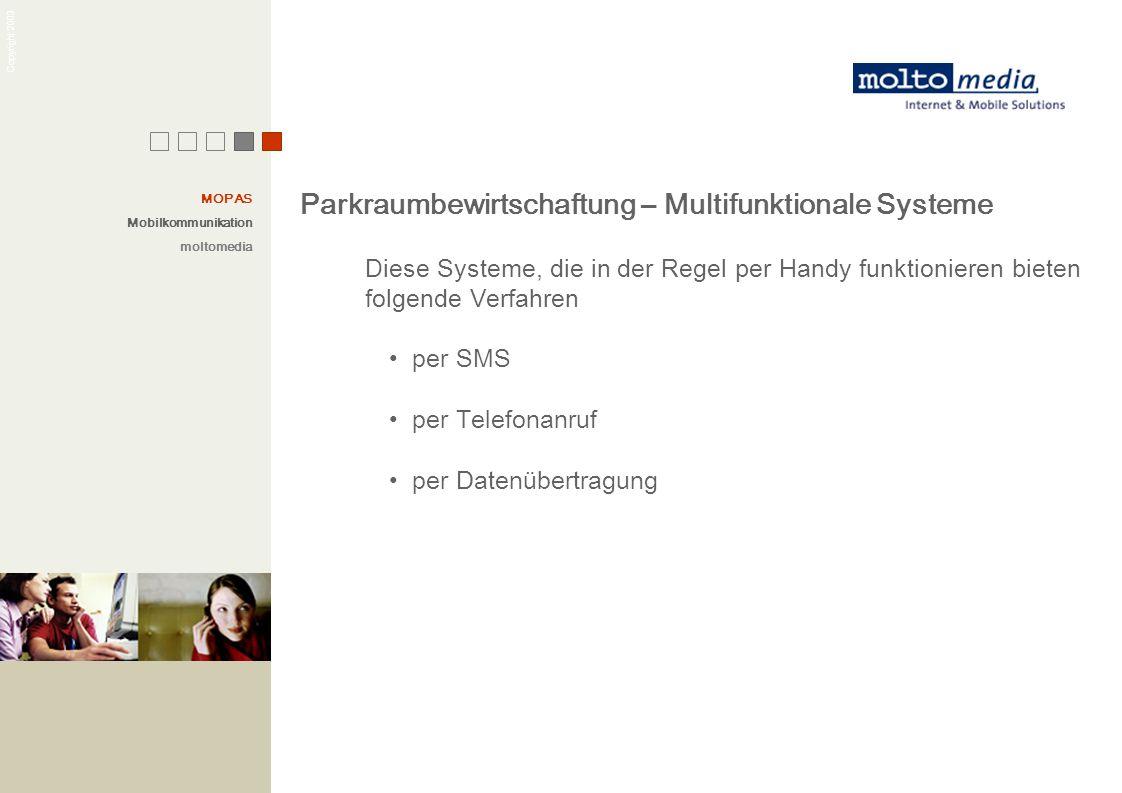 Parkraumbewirtschaftung – Multifunktionale Systeme