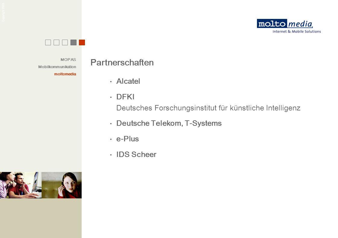 Partnerschaften Alcatel