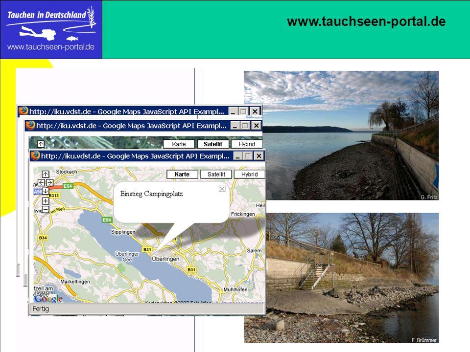 www.tauchseen-portal.de