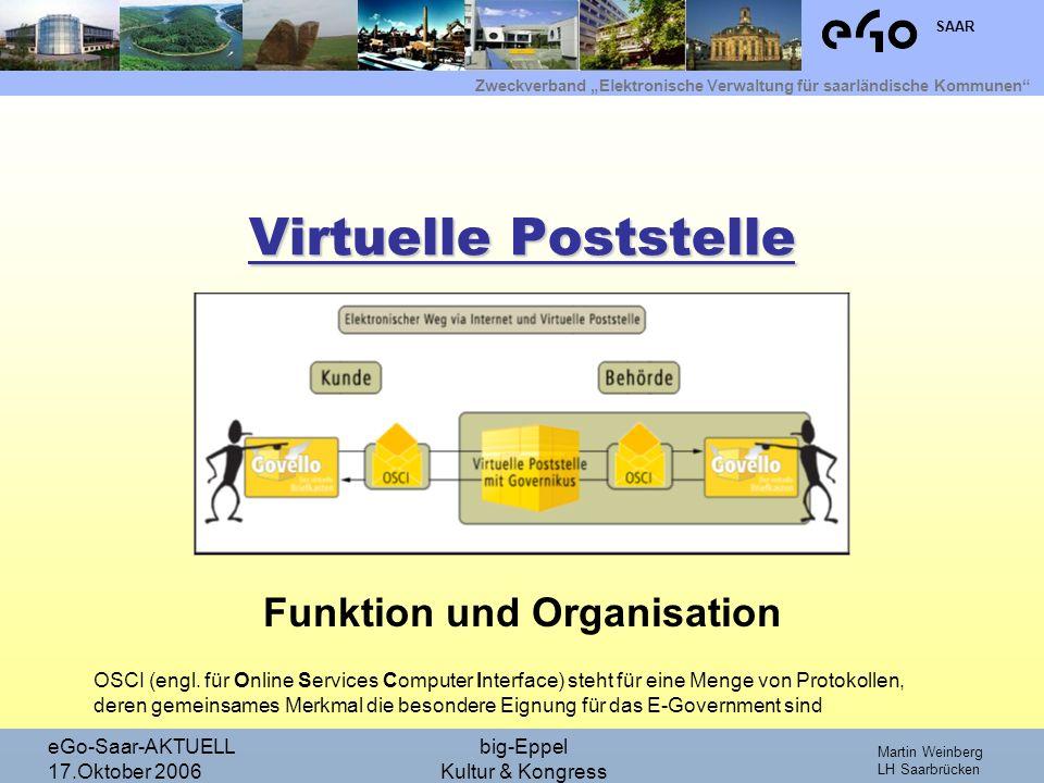 Funktion und Organisation