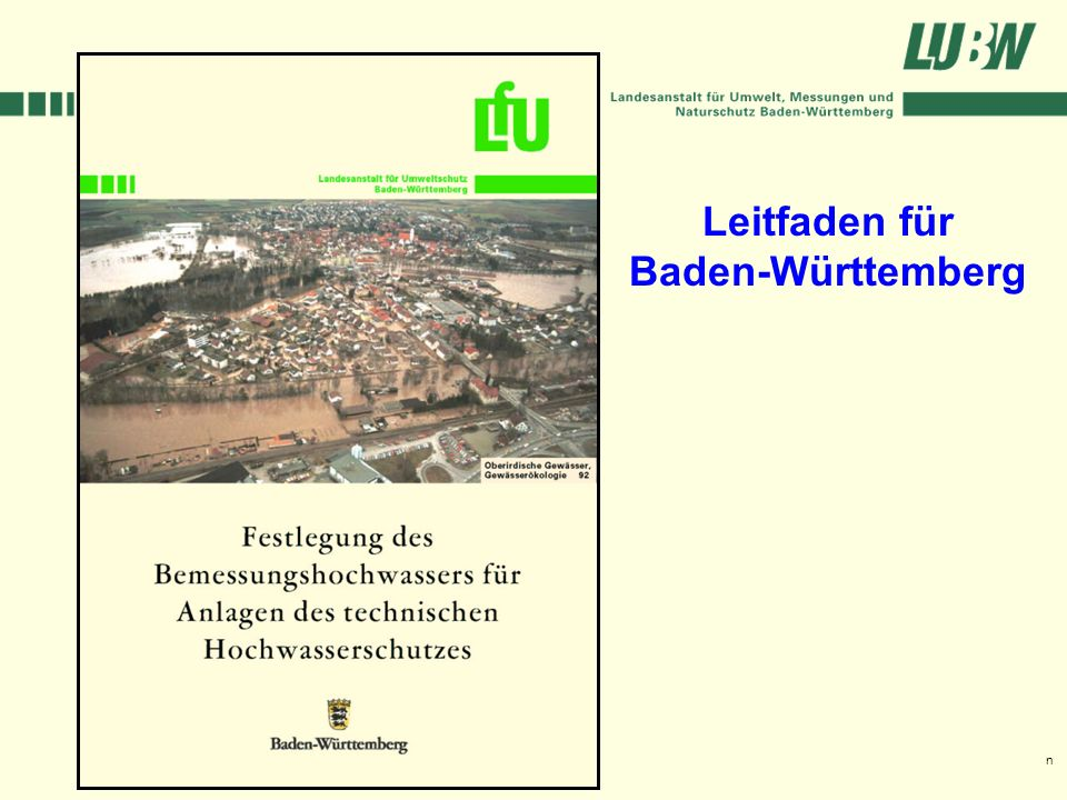 Leitfaden für Baden-Württemberg