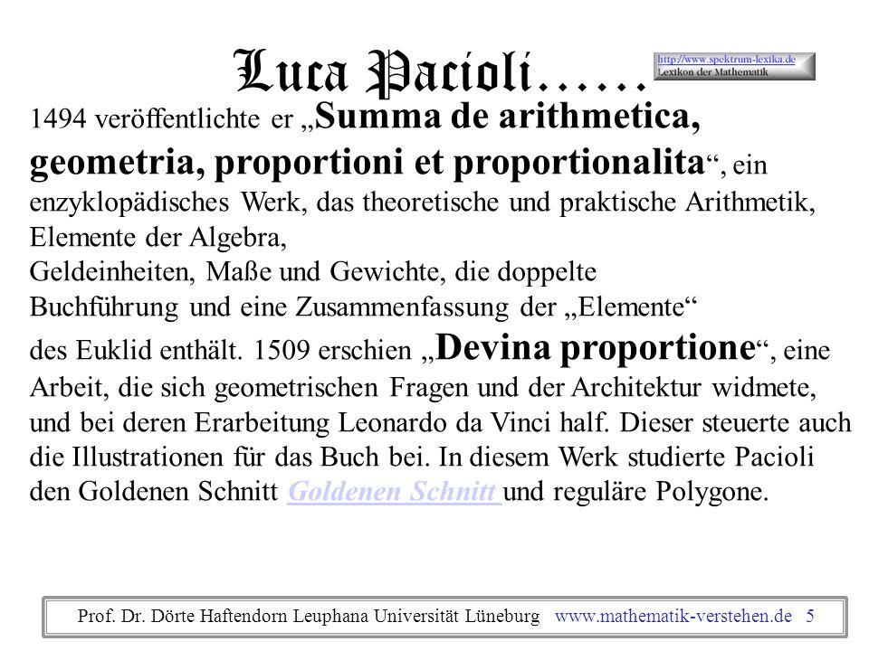 Luca Pacioli……