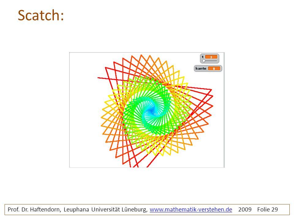 Scatch: Spirale-falsch rosette4. Prof. Dr.