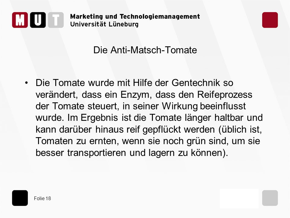 Die Anti-Matsch-Tomate