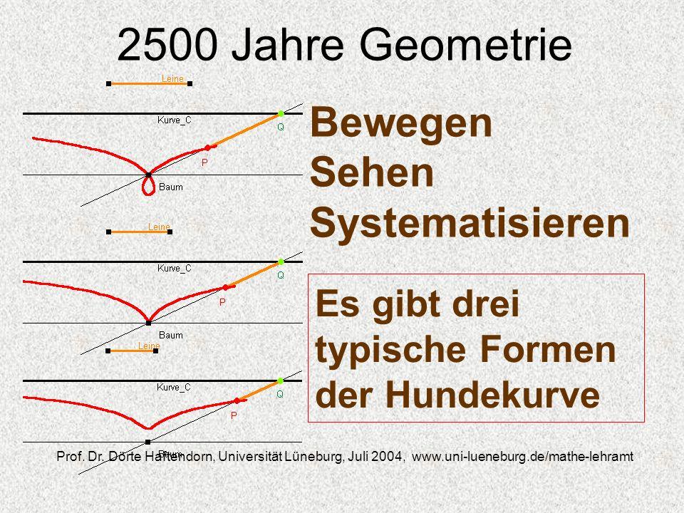 2500 Jahre Geometrie Bewegen Sehen Systematisieren