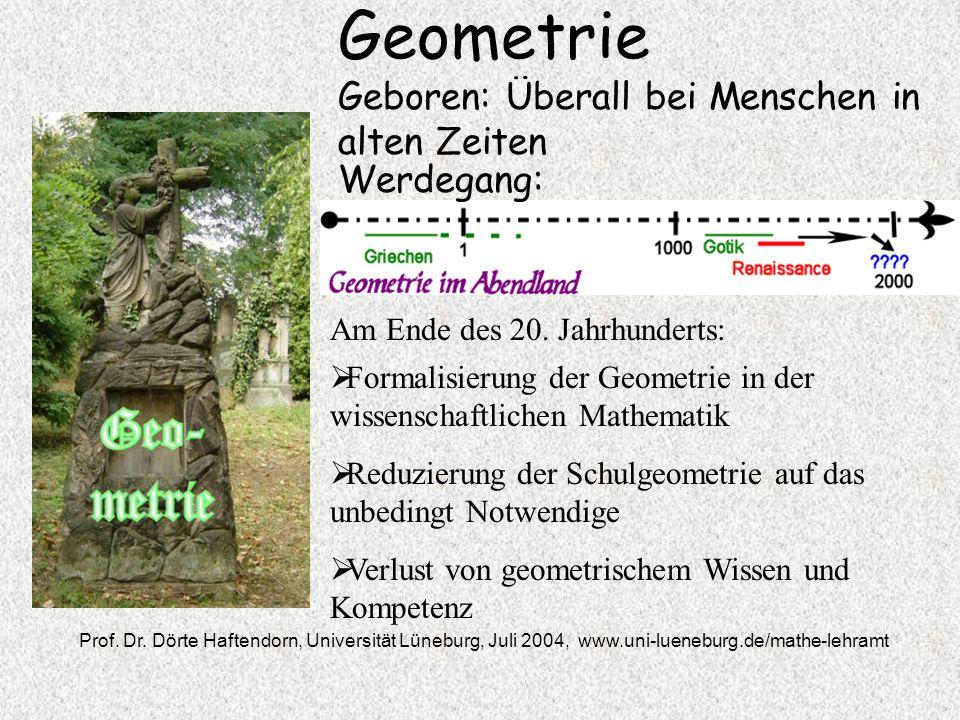Geometrie Geboren: Überall bei Menschen in alten Zeiten