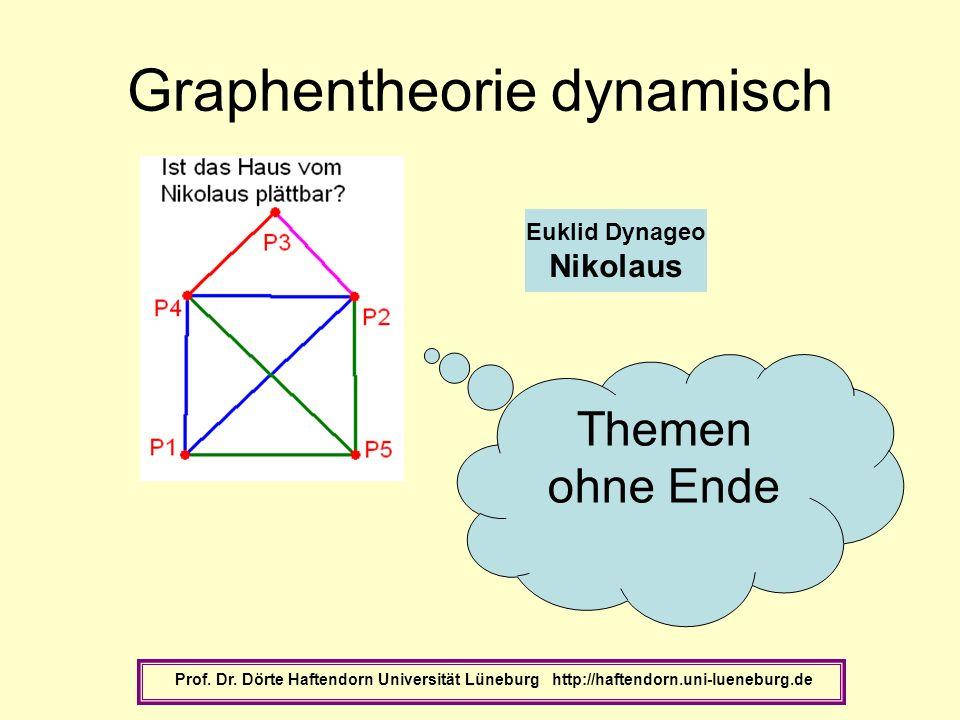Graphentheorie dynamisch