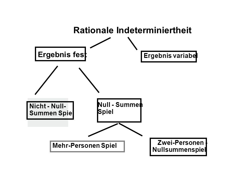 Rationale Indeterminiertheit