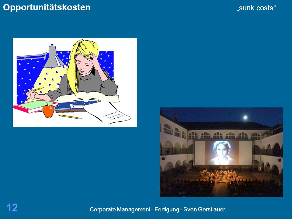 Corporate Management - Fertigung - Sven Gerstlauer