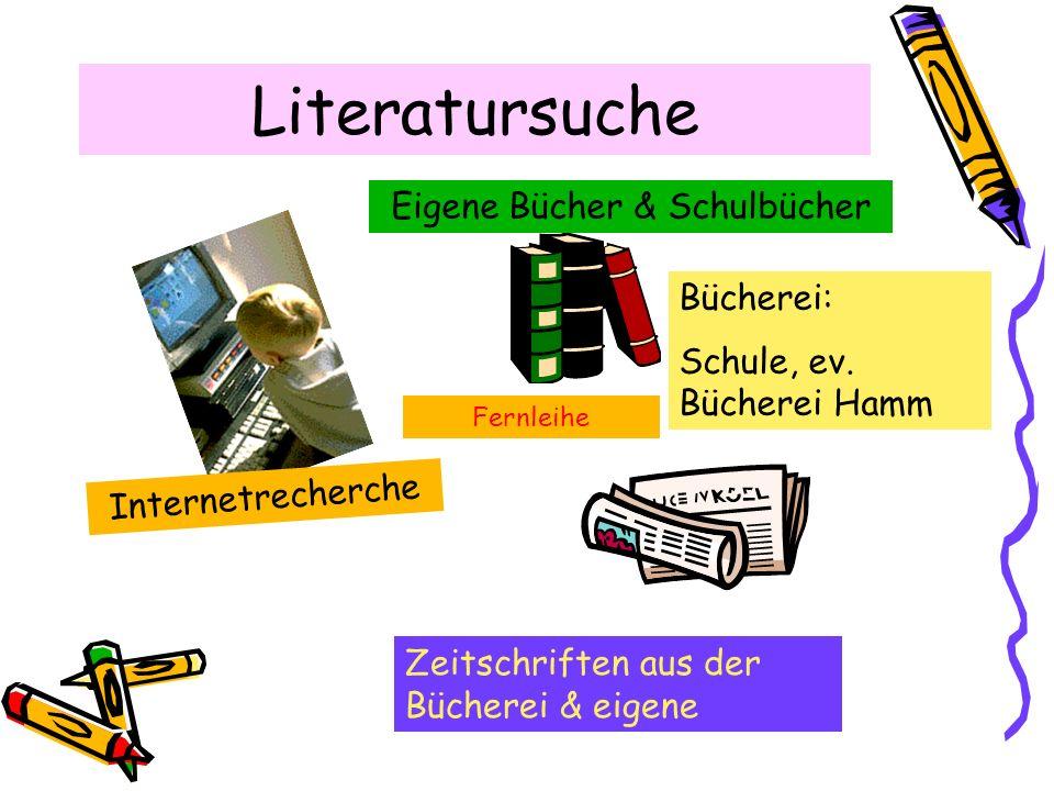 Eigene Bücher & Schulbücher