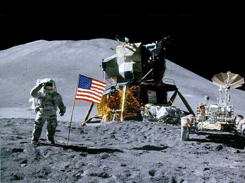 haben bis heute 12 Menschen, allesamt US-Amerikaner, den Mond betreten