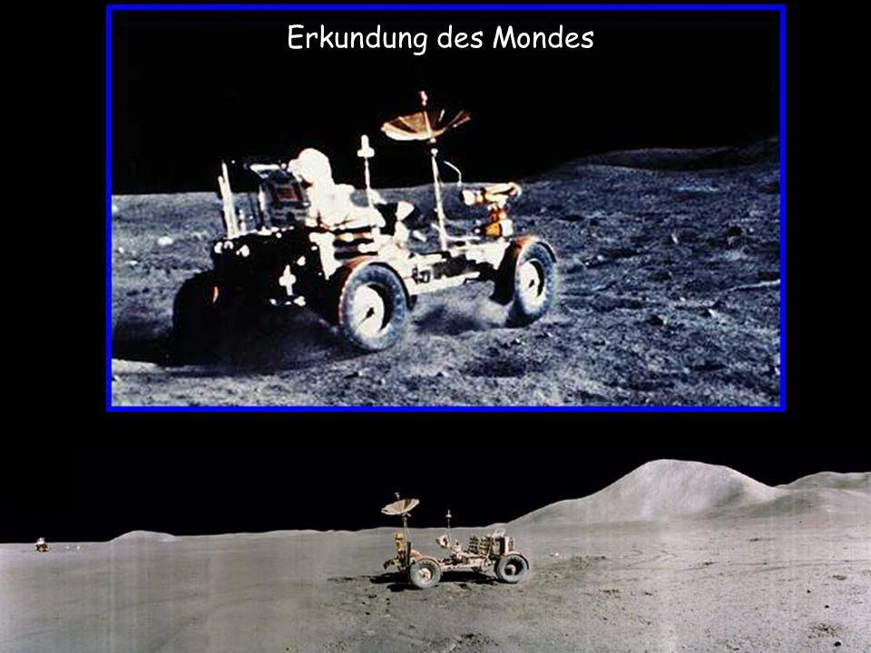 Erkundung des Mondes