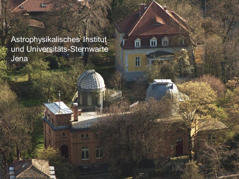 Astrophysikalisches Institut