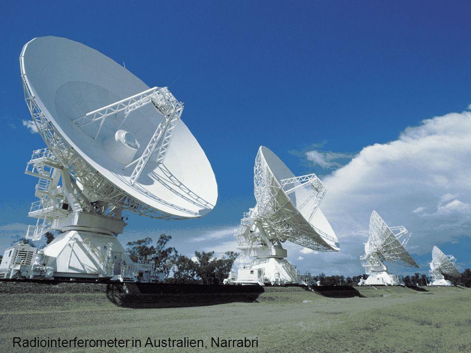 Radiointerferometer in Australien, Narrabri
