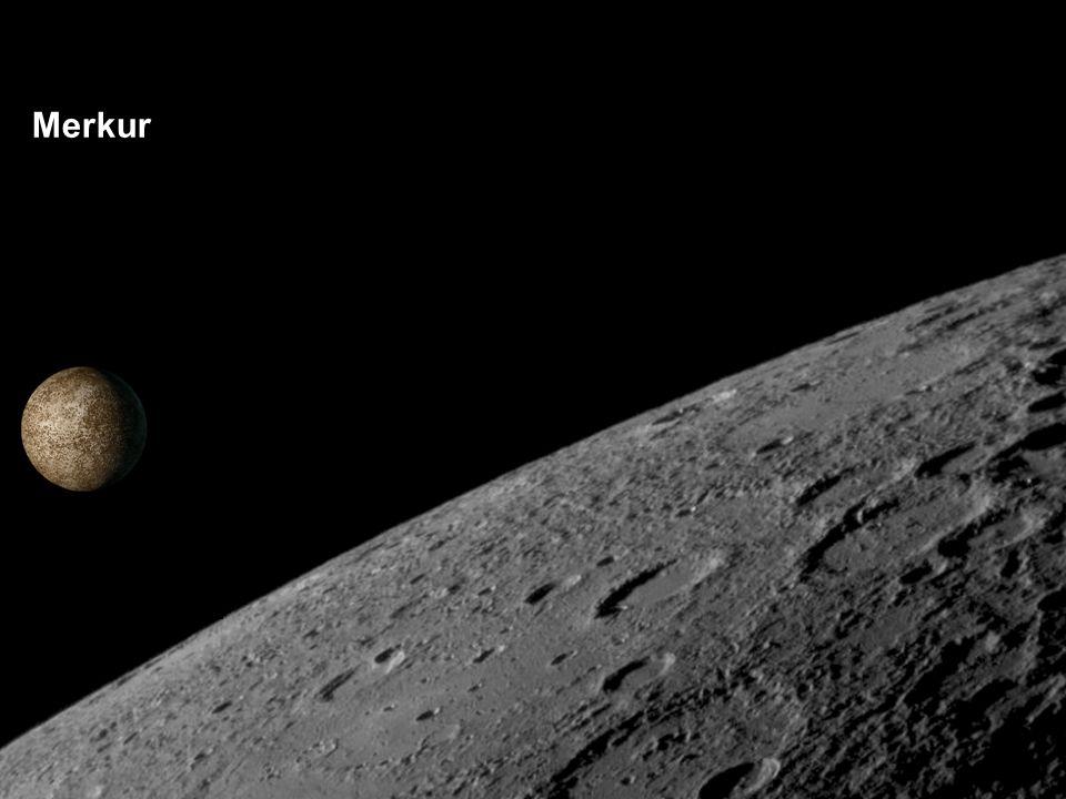 Merkur Merkur keine Atmosphaere