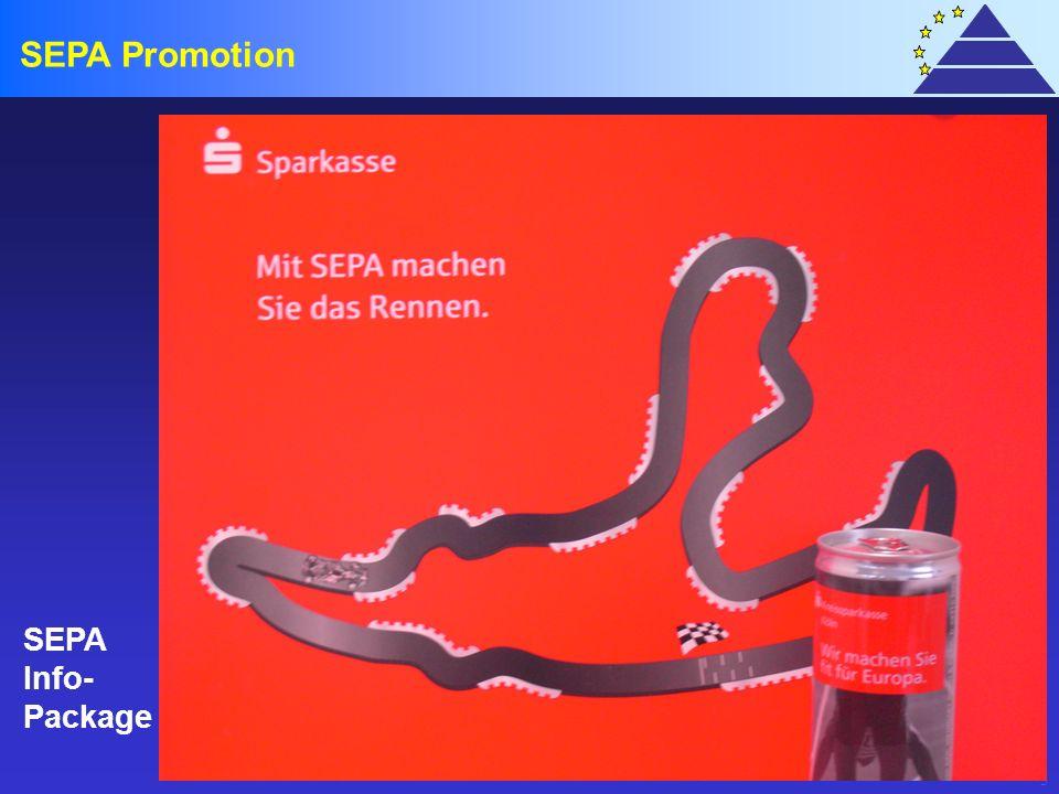 SEPA Promotion SEPA Info- Package