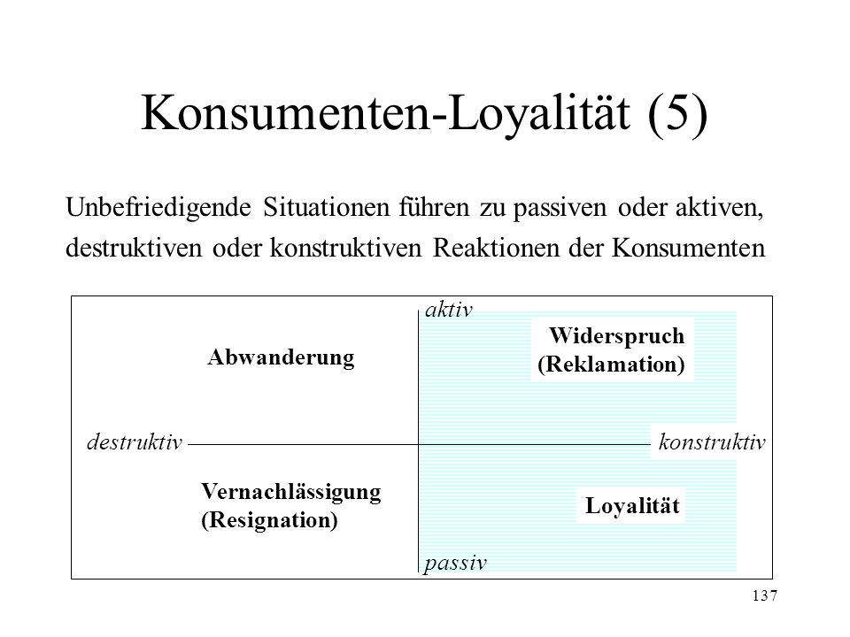 Konsumenten-Loyalität (5)