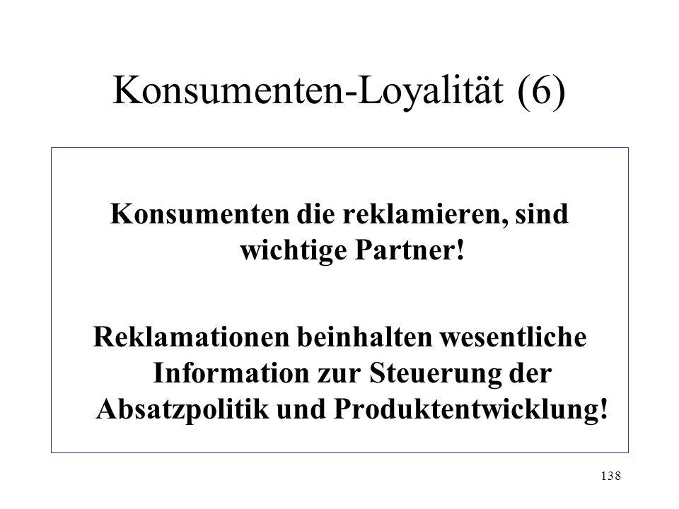 Konsumenten-Loyalität (6)