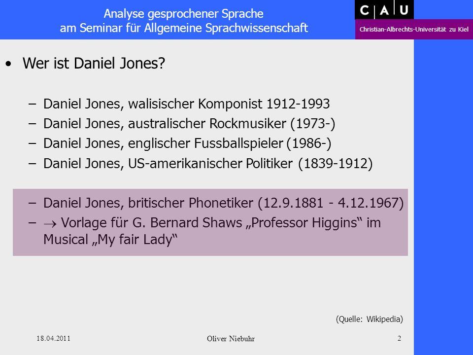 Wer ist Daniel Jones Daniel Jones, walisischer Komponist 1912-1993