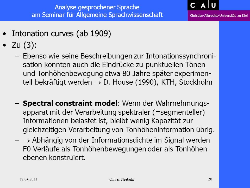 Intonation curves (ab 1909) Zu (3):