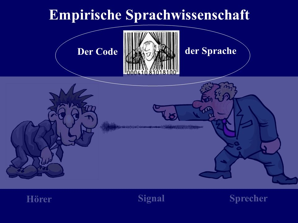 Empirische Sprachwissenschaft