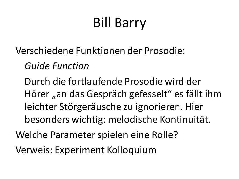 Bill Barry