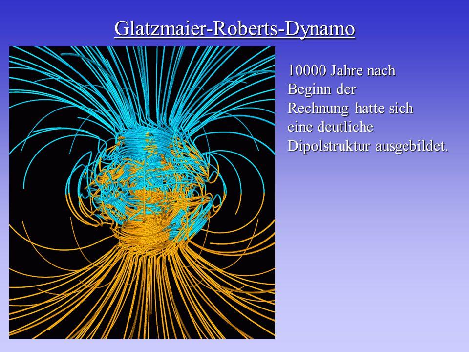 Glatzmaier-Roberts-Dynamo