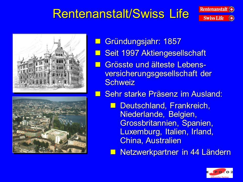 Rentenanstalt/Swiss Life