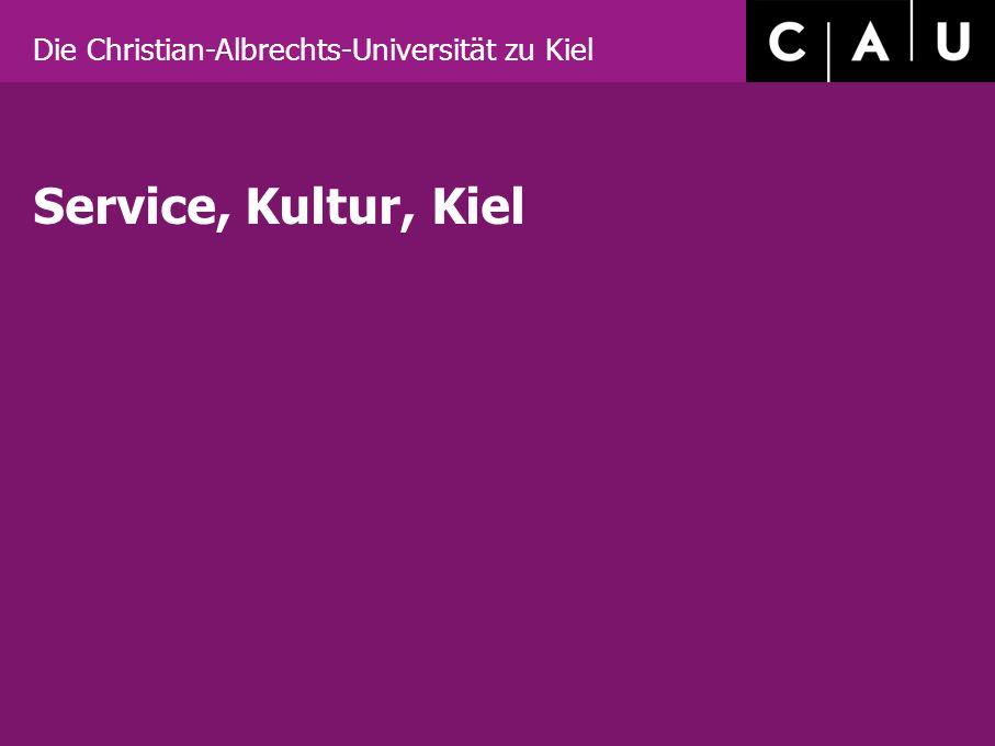 Service, Kultur, Kiel