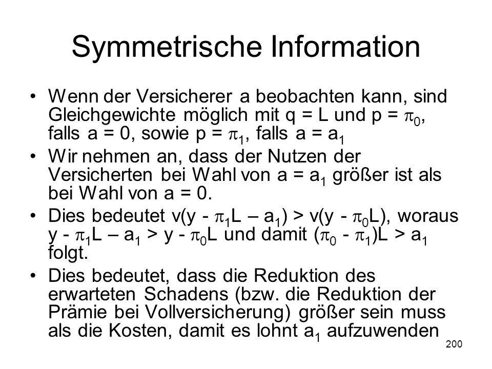 Symmetrische Information
