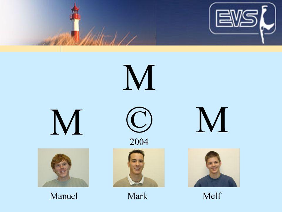 M © M M 2004 Manuel Mark Melf