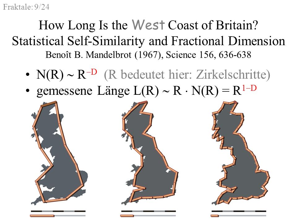 How Long Is the West Coast of Britain