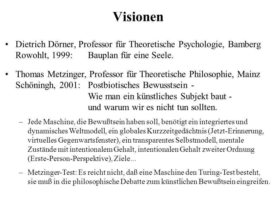 Mitschrift von ALICE, Sieger des Loebner-Preises 2001