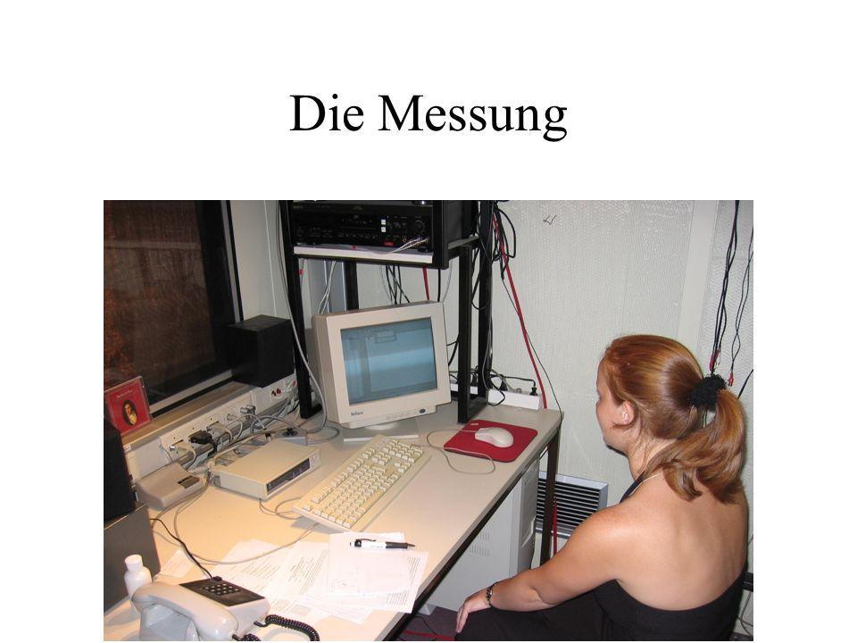 Die Messung