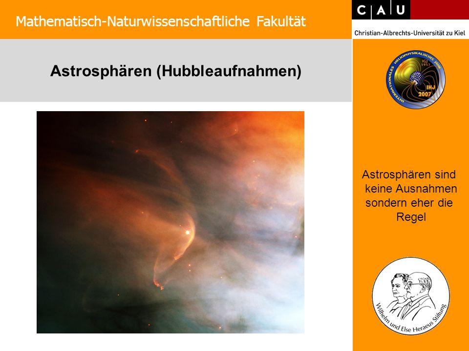Astrosphären (Hubbleaufnahmen)