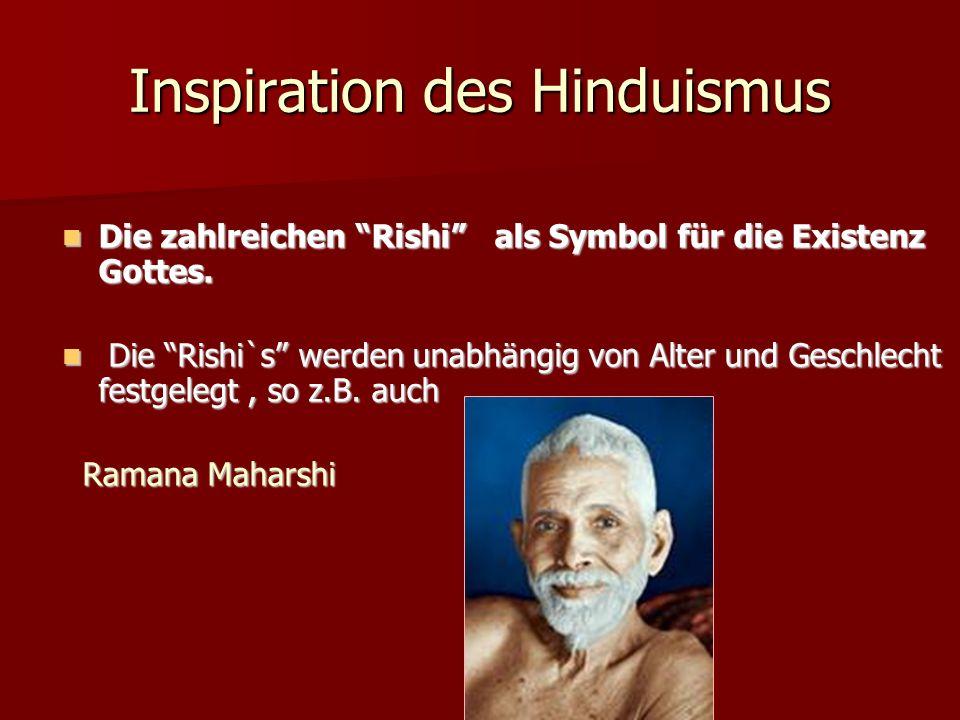 Inspiration des Hinduismus