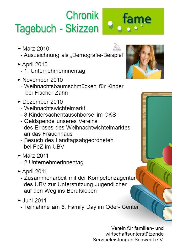 Chronik Tagebuch - Skizzen ► März 2010