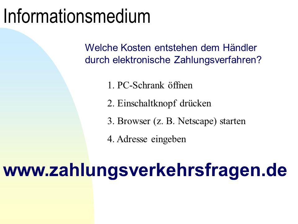 Informationsmedium www.zahlungsverkehrsfragen.de