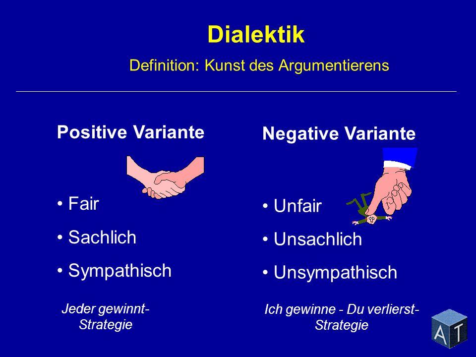 Dialektik Definition: Kunst des Argumentierens