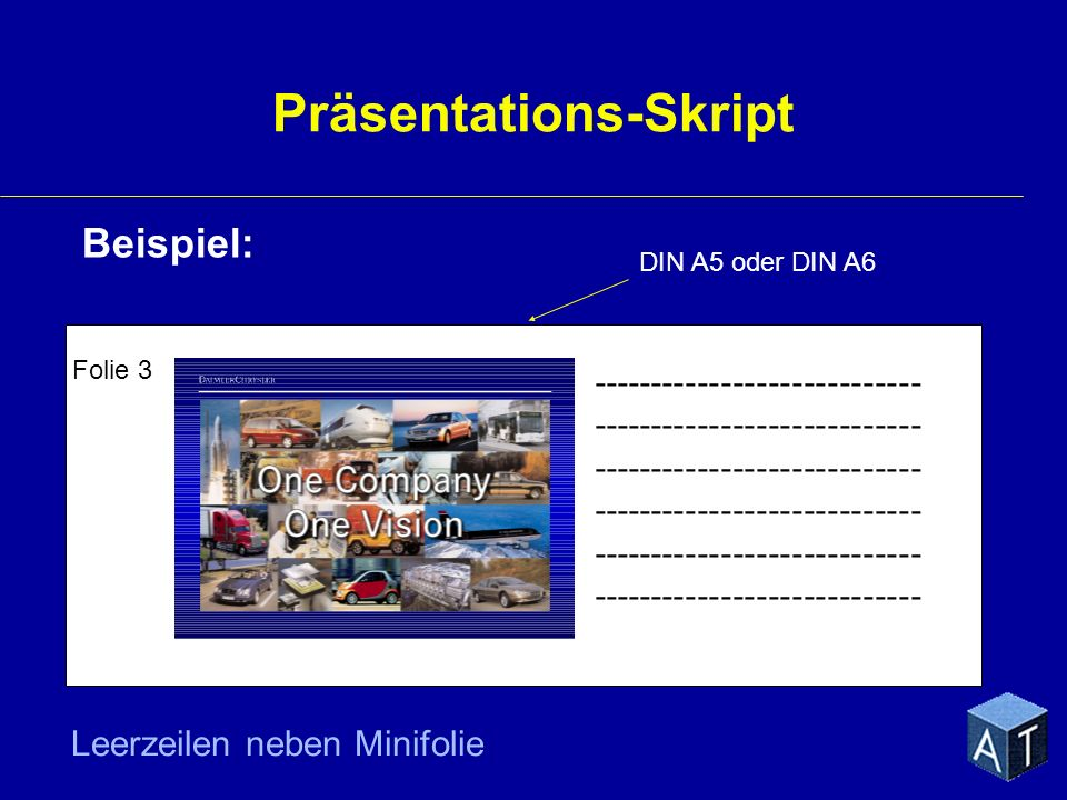 Präsentations-Skript