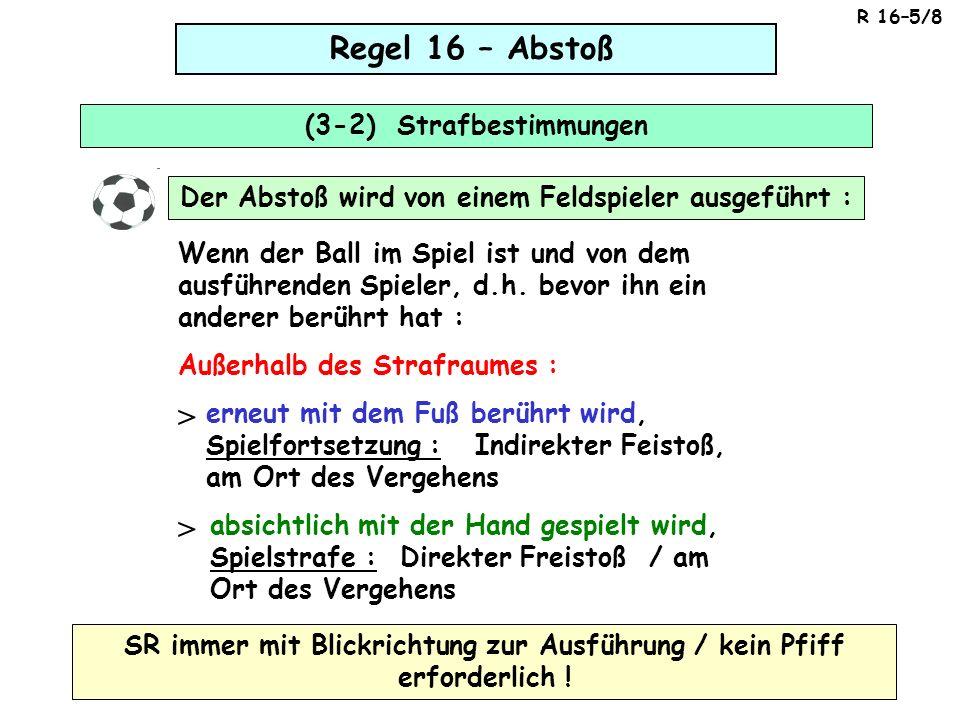 (3-2) Strafbestimmungen
